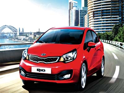 Kia Offers 5 Year Warranty Other Competitive Deals On Made In Nigeria Rio Auto Report