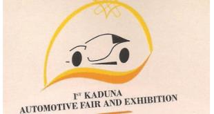 KADUNA AUTOMOTIVE EXHIBTION LOGO