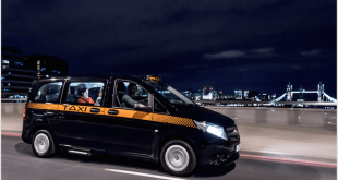 Mercedes-Benz Vito Taxi in London