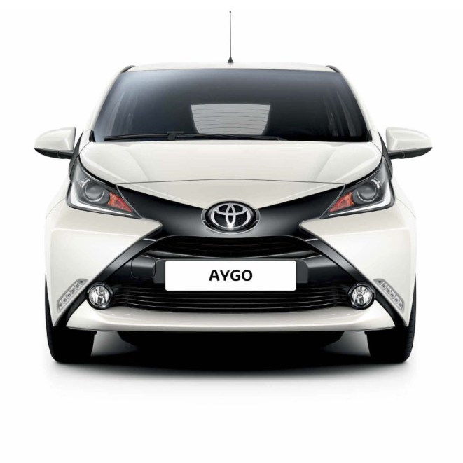 Toyota Aygo To Be Showcased At Auto Expo No Plans For