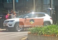New Jeep Compass front close