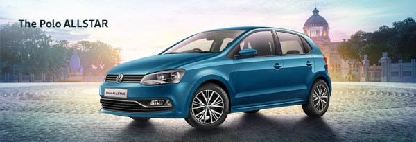 volkswagen polo allstar edition silently launched in india. Black Bedroom Furniture Sets. Home Design Ideas