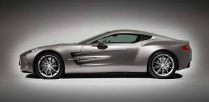 Most expensive Aston Martin the One-77