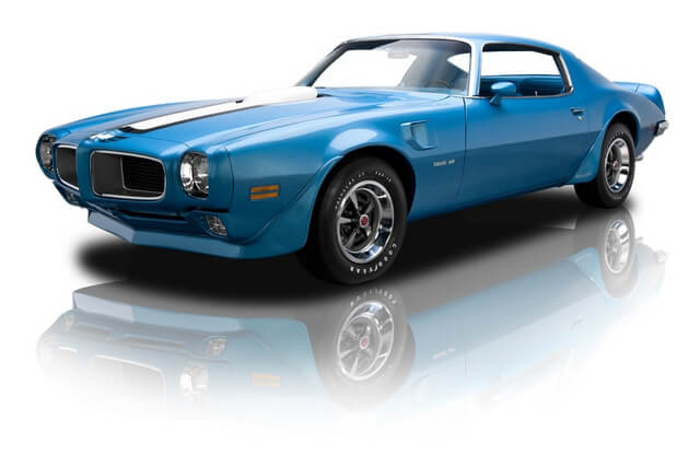 Muscle cars: Beasts of the road