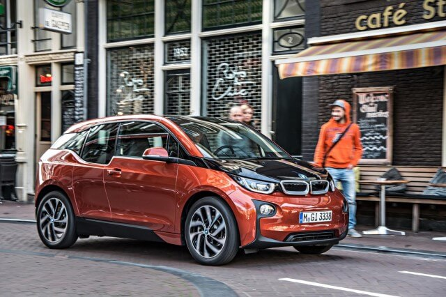 BMW i3 price starting at $41,350