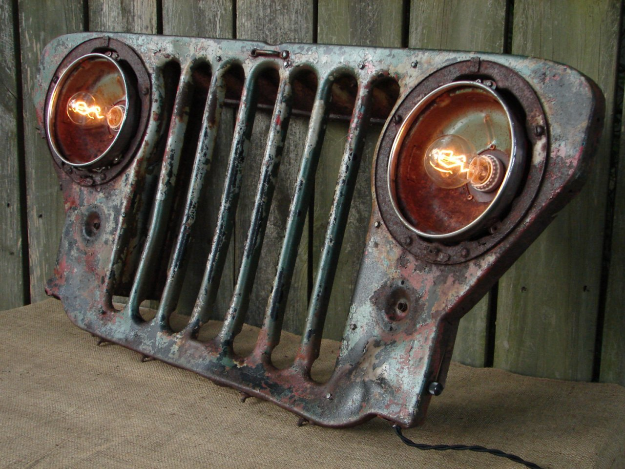 Awesome Stuff Made Out Of Car Parts