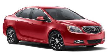 2016 Buick Verano Reviews Picture