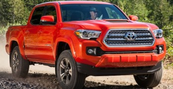 2016 Toyota Tacoma Reviews Picture