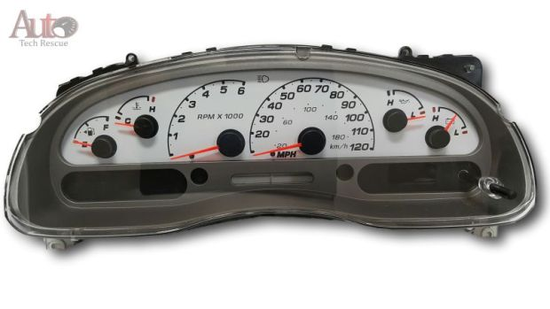 Ford Explorer Sport Trac speedometer repair