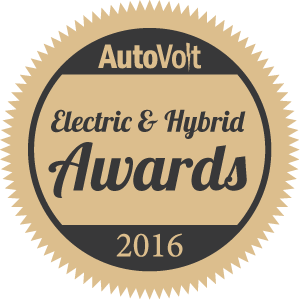 AutoVolt Electric & Hybrid Awards Star 2016