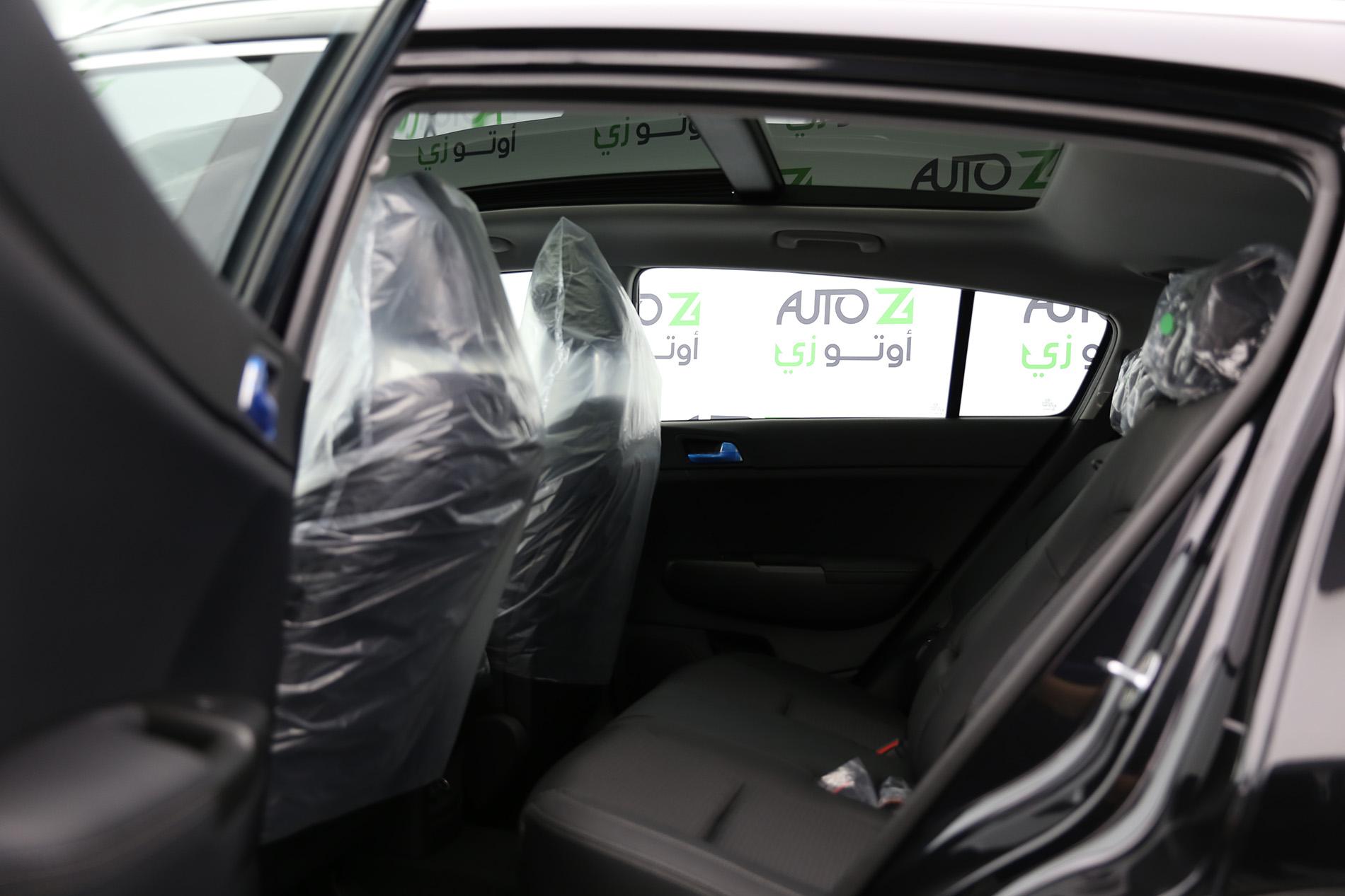 المقاعد الخلفية لسيارة كيا سبورتاج من اوتو زي قطر