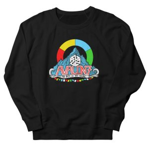 AVALON7 The Best Is Yet To Be Mountain Longsleeve Tshirt