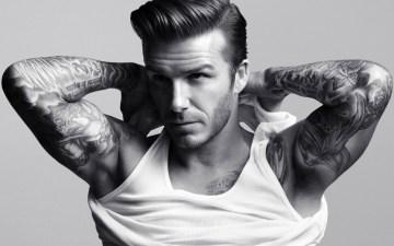 David Beckham For H&M by Alasdair McLellan