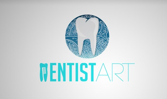logo dentist art cover