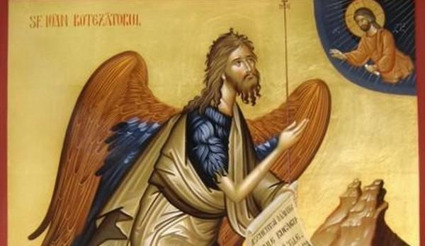 Luni, Tăierea Capului Sfântului Ioan Botezătorul. Ce nu ai voie să faci în această zi. E mare păcat!