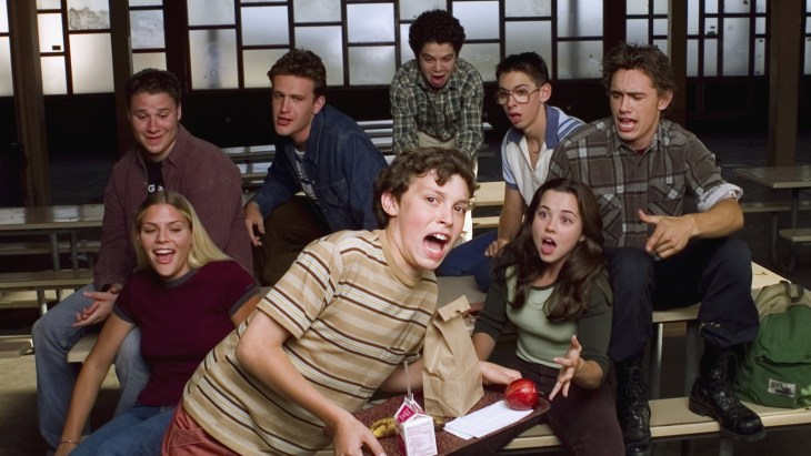 TITLE: FREAKS AND GEEKS (US TV SERIES) ¥ YEAR: 1999 ¥ REF: TVF149BB ¥ CREDIT: [ THE KOBAL COLLECTION / DREAMWORKS/APATOW PROD ]