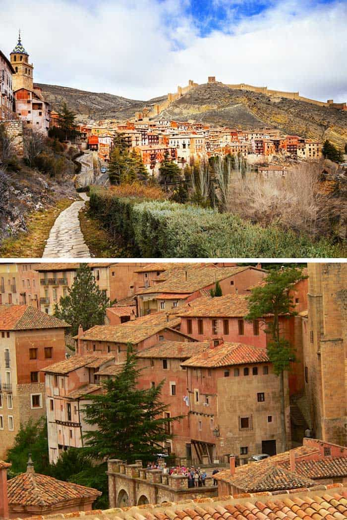 Albarracin, Spain! See 25 more of the most beautiful villages in the world!