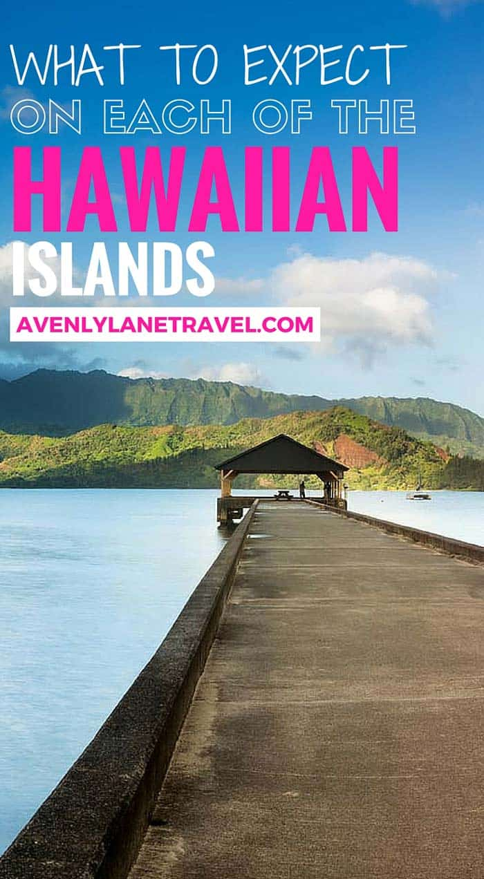 A quick guide to all of the Hawaiian Islands and what you can expect to find on each one.