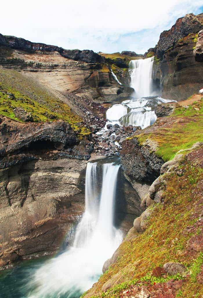The 15 best waterfalls in iceland avenly lane travel for Waterfall it