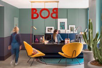 Le BOB Hotel by L'Agence Desjeux DeLAye