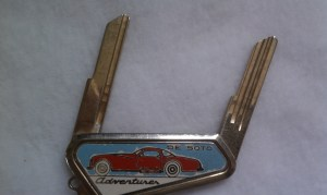 It is a DeSoto Adventurer key blanks