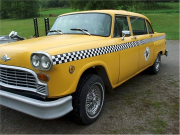 checker cab for sale