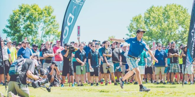 2016 Pro Worlds – MPO Final Nine