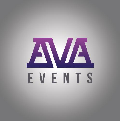 ava-events-logo-design