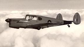 Miles M.28 Mercury_RAF