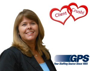 Nanci Fields, Gallman Personnel Services