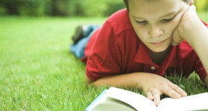 Boy reading featured image
