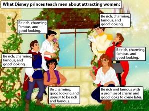 Disney how to attract women
