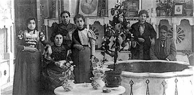 Jews in Damascus
