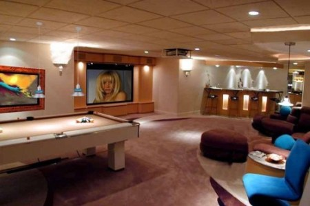 10 billiard room decoration ideas game room for adults 1415265811