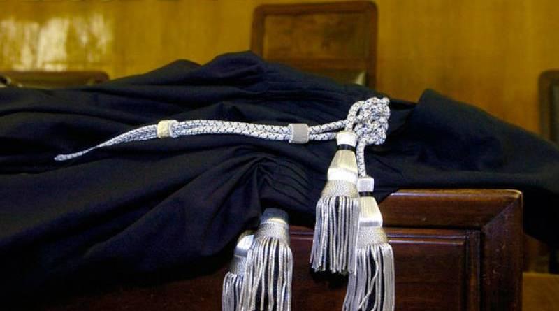 avvocato toga