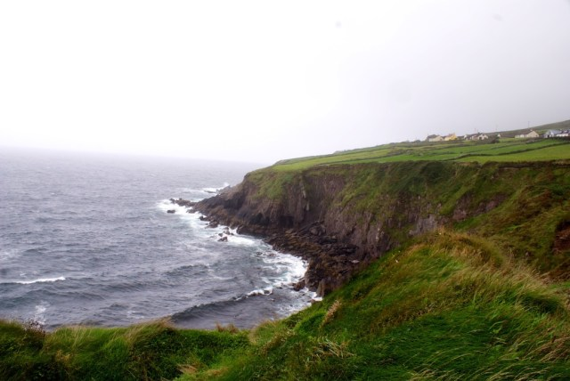 MORE CLIFFS, Dingle.