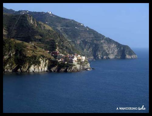 look at Manarola