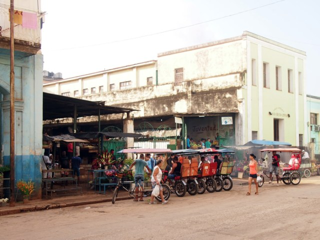Outside the market