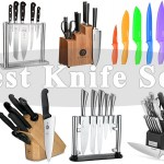 Best Knife Sets for Every Task in Your Kitchen