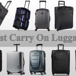 Best Carry On Luggage You Should Buy for Your Next Travel