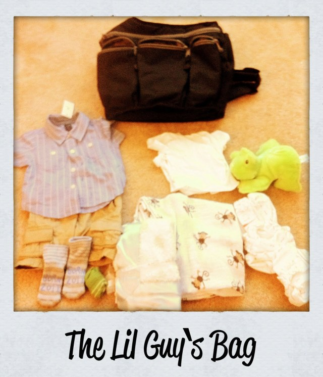 Babys Hospital Bag Packing List - A Well Crafted Party