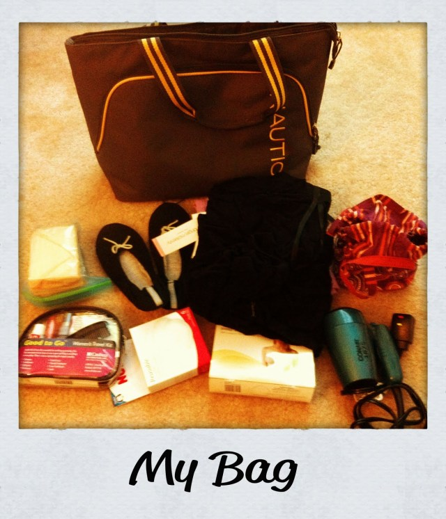 Hospital Bag Items to Pack for Mommy to Be - A Well Crafted Party
