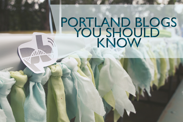 Portland Blogs you should know