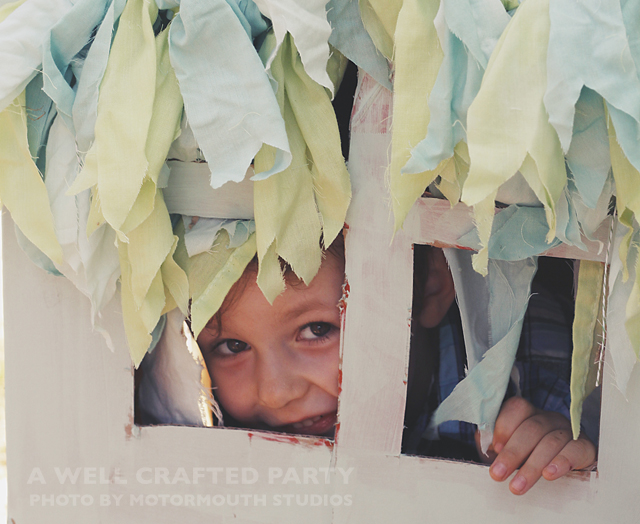 Town Themed Party Activities // A Well Crafted Party