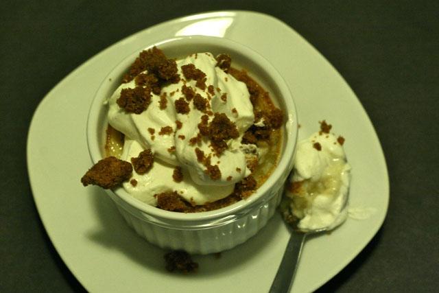 eggnog custard