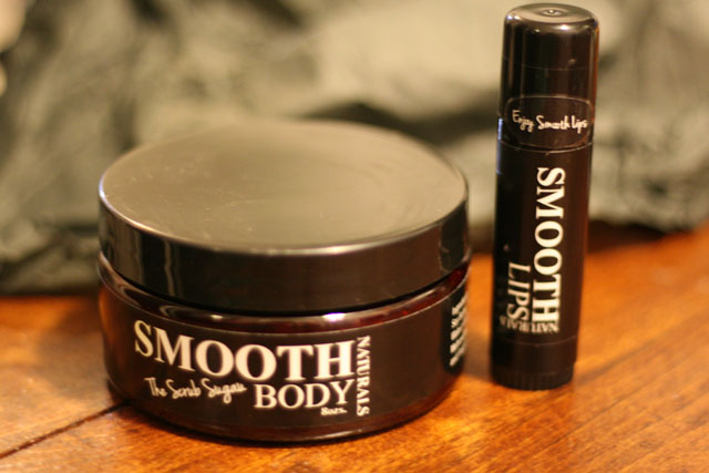 Morning Winter Beauty Routine with Smooth Naturals