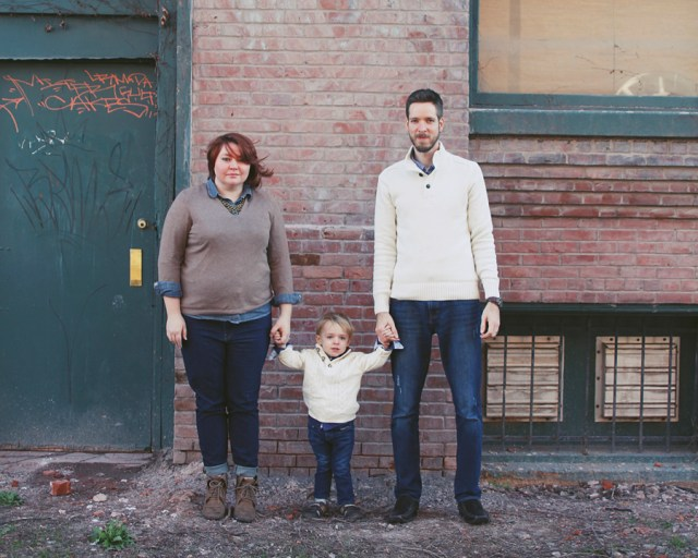 Portland Family Photos, Family Photo clothing ideas in winter