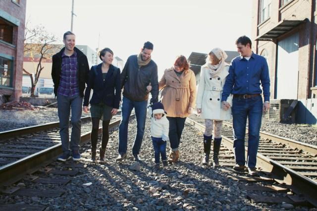 family photo ideas, portland photographer, portland family photographer