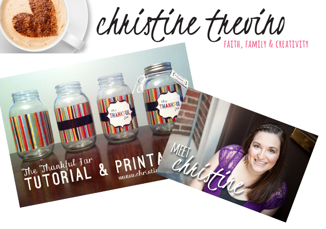 Meet DIY Blogger Christine Trevino // A Well Crafted Party