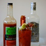 Easy Bloody Maria // A Well Crafted Party